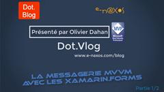 2018-12-03 03_23_30-(2) Les messageries MVVM avec les Xamarin.Forms (partie 1_2) - YouTube