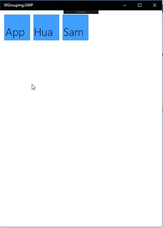 2019-02-18 14_42_50-XfGrouping (Exécution) - Microsoft Visual Studio