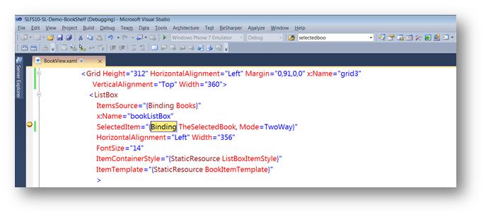 Dot Blog | Silverlight 5 : exemples de code des nouveautés